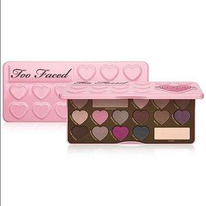 Too Faced Chocolate Bon Bons Palette NIB